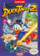 ducktales 2 nes box art front cover